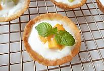 水果酸奶曲奇蛋挞的做法