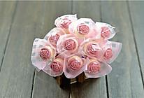 【番茄配方】情人节玫瑰花束巧克力的做法