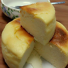 自制奶油奶酪的轻乳酪蛋糕