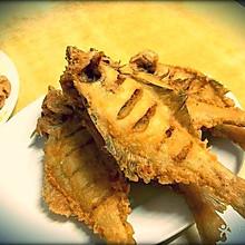 炸偏口鱼|探寻原汁原味的美!