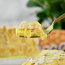 爆浆海盐芝士蛋糕