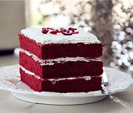 贵族典范——红丝绒蛋糕的做法