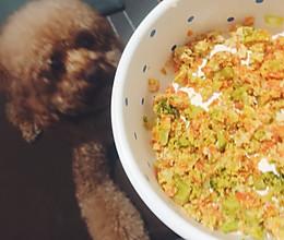 好吃到舔碗的狗狗营养餐的做法