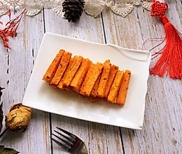 黑椒烤红薯#秋天怎么吃#的做法