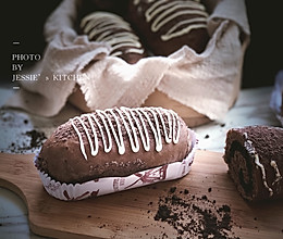 巧克力奥利奥面包的做法