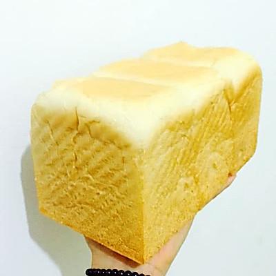 无糖无油版蜂蜜吐司面包