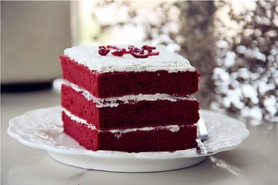贵族典范——红丝绒蛋糕