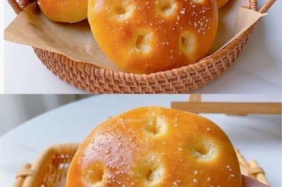 香甜松软‼️好吃到停不下来|埃及奶油面包