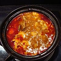 【韩国美食】—辣味嫩豆腐汤的做法图解5