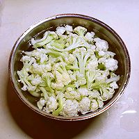 #豪吉川香美味#酸辣花椰菜的做法图解2