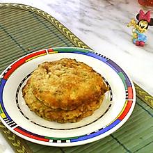 #秋天怎么吃#鸡肉豆腐饼