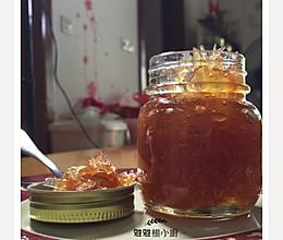 自制柚子茶的做法