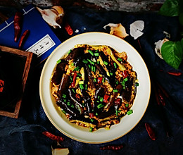 #我们约饭吧#家常鱼香肉沫茄子的做法