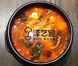 海鲜辣豆腐汤的做法