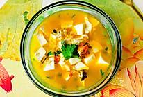蟹粉豆腐味美的做法