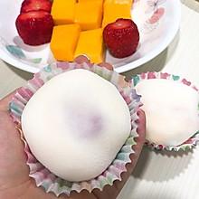 簡易版草莓芒果雪梅娘