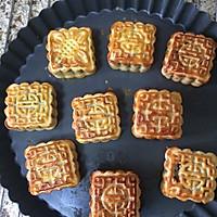 【新五仁月饼】一定好吃的纯坚果月饼的做法图解21