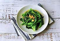 #春季减肥,边吃边瘦#清炒菜心的做法
