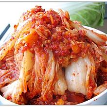 自制辣白菜(韩国泡菜)