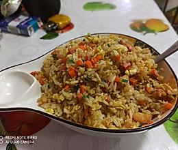 扬州炒饭(2020杂烩版)的做法