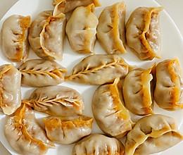 #餐桌上的春日限定#老干妈牛肉蒸饺,越吃越爱吃的做法