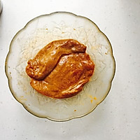 健身食谱之无油香煎鸡胸肉【微博偷师的】【超嫩】的做法图解3