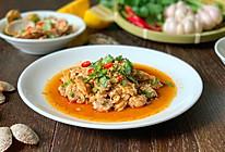 夏季低脂标配凉菜:凉拌花甲的做法