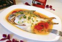 #李锦记旧庄蚝油鲜蚝鲜煮#蚝油鲳鱼的做法