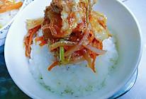 日式五花肉拌饭的做法