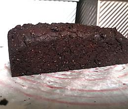 #换着花样吃早餐#偏素食版巧克力蛋糕的做法