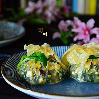 素菜福袋:福袋一二三