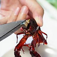 「迟の味」油焖小龙虾的做法图解2