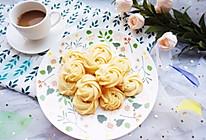 黄油曲奇饼干的做法