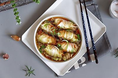 金针菇白玉卷(无油)