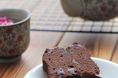 PH海盐巧克力磅蛋糕