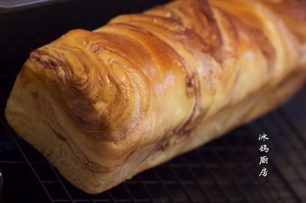 红豆沙吐司的做法