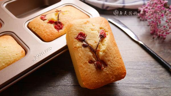 樱花磅蛋糕