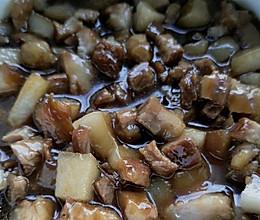 卤肉饭(秘制卤料,好吃不腻)的做法