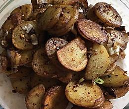 灶土豆的做法