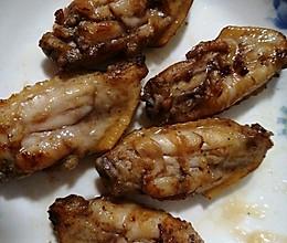 香煎鸡翅的做法