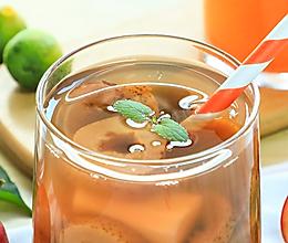 山楂红枣汤+白萝卜雪梨汤的做法