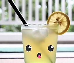 柠檬水酸酸的怎么破?的做法