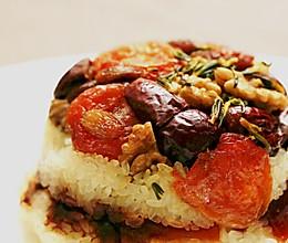 春节特辑| 糯米八宝饭的做法