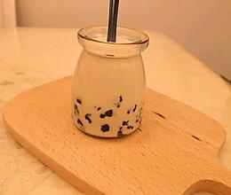 家庭版珍珠奶茶的做法