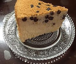 蜜豆戚风蛋糕的做法