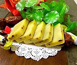 【烤箱版-烤年糕】过年了,来一盘劲道的红枣糯米糕的做法
