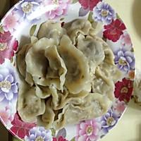 猪肉白菜木耳虾泥饺子的做法图解7