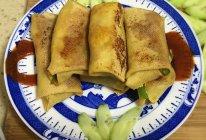 青椒豆腐卷的做法