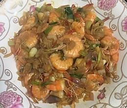 爆炒洋葱河虾(抖音虾改良)的做法