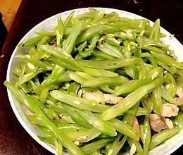 清炒芸豆丝的做法